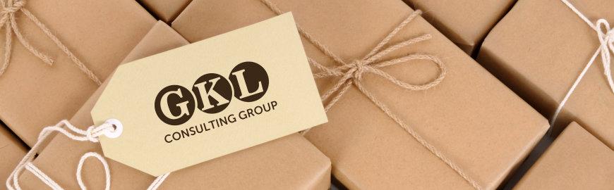GKL Consulting Group reklám és ajándék kiszállítás